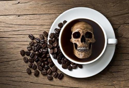 Откажитесь от кофеина