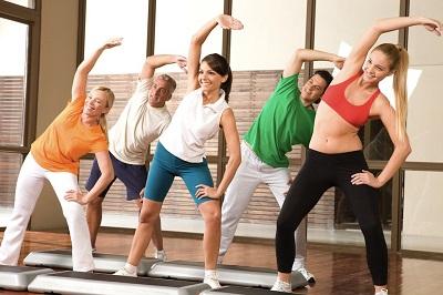 Аэробные упражнения для сосудов головного мозга