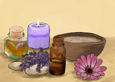 Использование ароматерапии