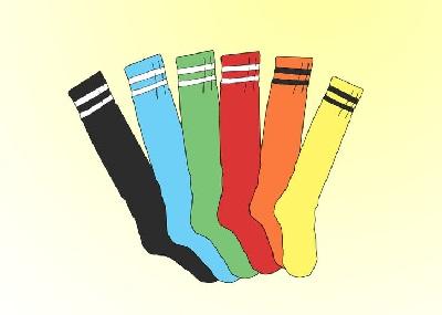 Наденьте носки