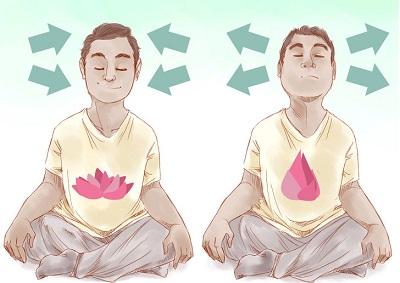 попробуйте медитацию