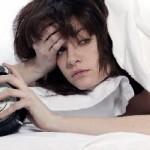 Нарушение сна после инсульта