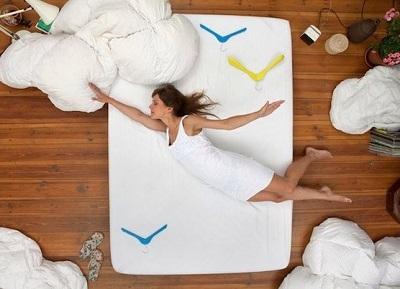 Полезно спать на полу