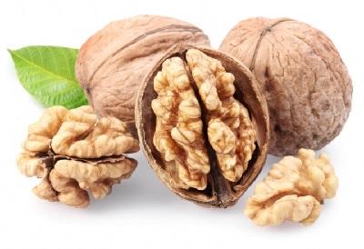 Грецкие орехи для мозга