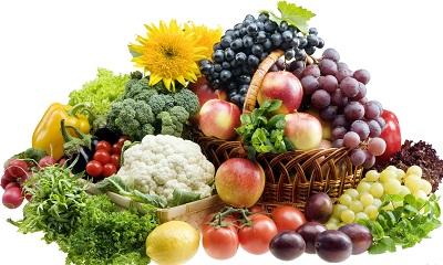 Овощи и фрукты для мозга