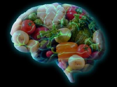 Продукты для мозга и сосудов головы