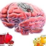 Продукты полезные для сосудов головного мозга