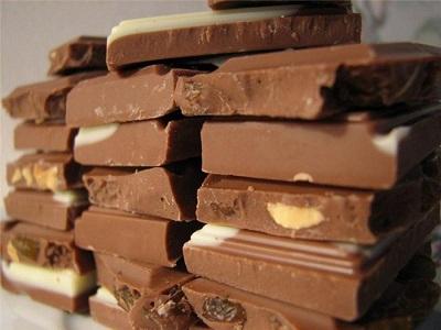 Шоколад молодит