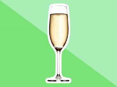 Вино и шампанское для сосудов головного мозга