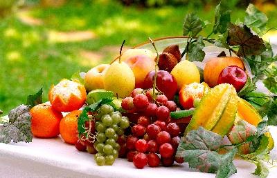 Глюкоза в свежих фруктах