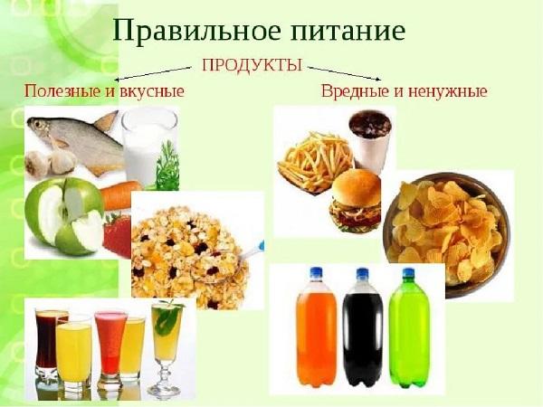 Очистка мусора - питание