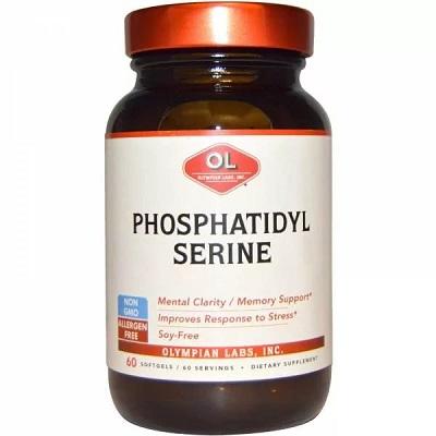 Фосфатидилсерин - польза