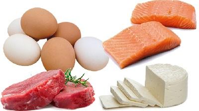 L-метионин в продуктах