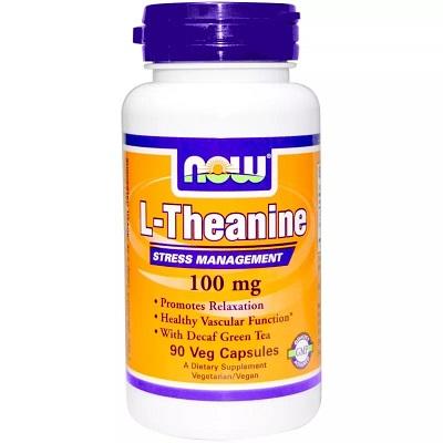 L-теанин для мозга