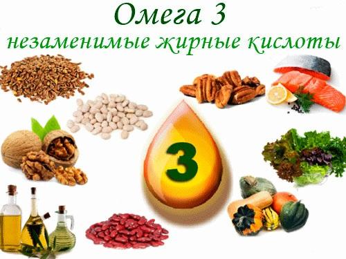Омега-3 жирные кислоты для мозга