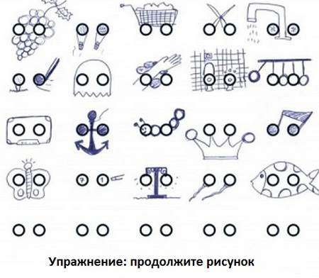 Развитие креативности мозга