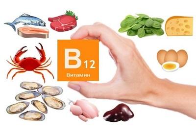Витамин B12 для нервов