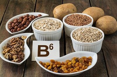 Витамин B6 для нервов