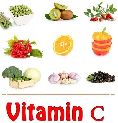 Витамин C где содержится