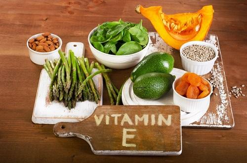 Витамин E где содержится