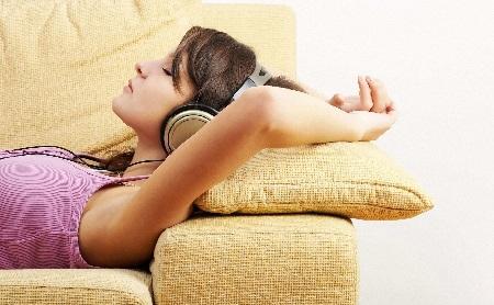 Музыка уменьшает стресс