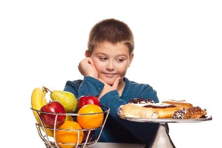 Неправильное питание у детей