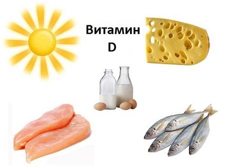 Витамин D для энергии