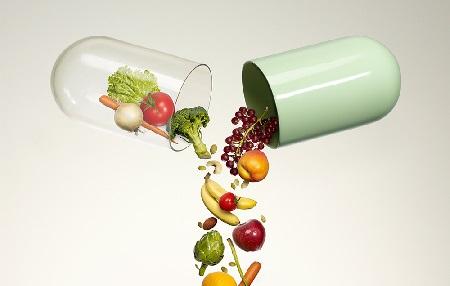Витамины и минералы для сил