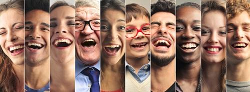 Смех и радость
