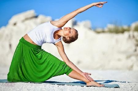 Йога с возрастом