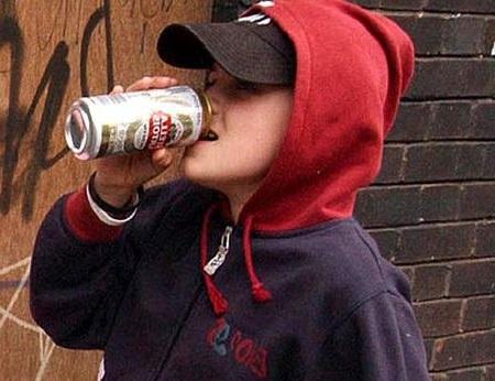 Алкогольная зависимость детей