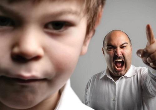 Угроза ребёнку