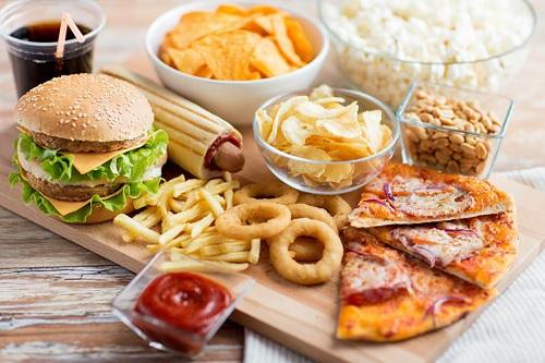 Вкусная и вредная еда