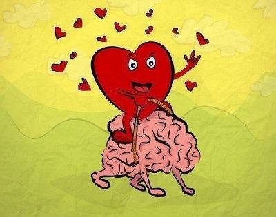 Любовь управляет мозгом