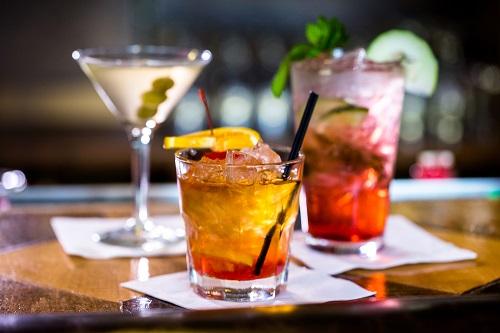 Алкоголь летом