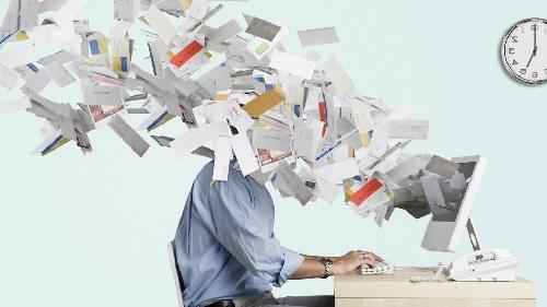 Минимизировать поток информации