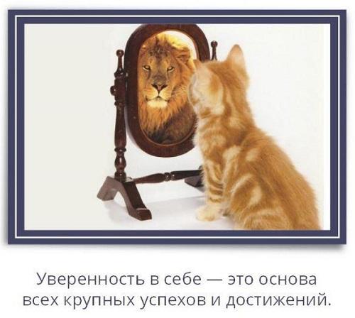 Повышай уверенность в себе