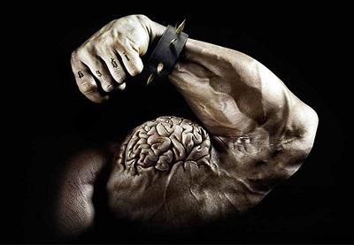 Накачать мышцы силой мысли
