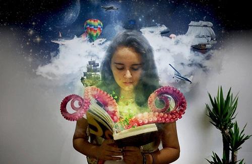 Развивайте воображение