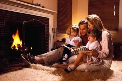 Тепло родных